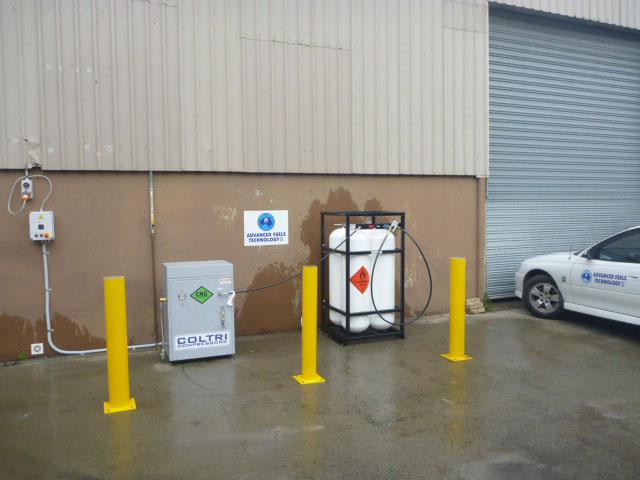 Заправка автомобиля газом домашних условиях